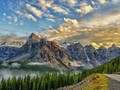 加拿大班夫风景桌面壁纸