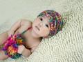 可爱宝宝桌面壁纸