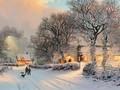 冬季图片-冬季唯美风景图片大全