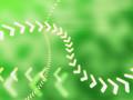 缤纷绿色系高清桌面壁纸