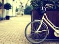 自行车主题高清桌面壁纸