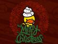 鸭嘴兽男孩圣诞iPad壁纸