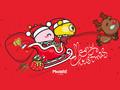 蘑菇点点 情侣圣诞系列