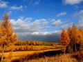 河北承德木兰围场风景壁纸