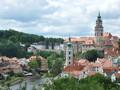 捷克CK童话小镇风景壁纸