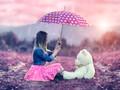 雨中美女图片-雨中美女图片壁纸大全