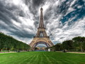巴黎HDR风格高清宽屏壁纸