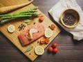 诱人西式餐点美食图片壁纸