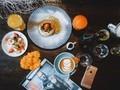 营养丰富的餐桌美食图片壁纸3
