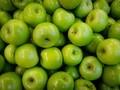 成熟的苹果水果高清图片壁纸