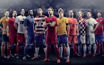 精选巴西世界杯球星壁纸