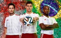 2014年Brazuca巴西世界杯比赛用球高清壁纸