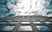 地角度拍摄建筑图片壁纸2