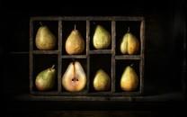梨子高清图片壁纸