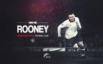 曼联球星鲁尼Rooney电脑壁纸