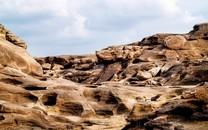 岩石自然风景图片壁纸