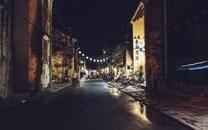 美丽国外城市建筑街道风景图片高清壁纸2