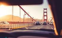 美国旧金山金门大桥唯美壁纸