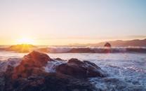 最美大海高清图片壁纸