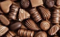 甜蜜的爱情巧克力图片壁纸