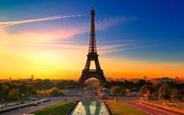 法国巴黎埃菲尔铁塔图片桌面壁纸