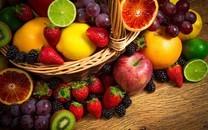 香甜可口的水果高清图片桌面壁纸2