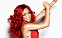 巴巴多斯歌手蕾哈娜(Rihanna)壁纸