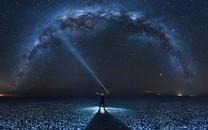 欣赏:夜晚中最美的星空