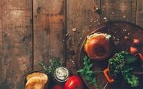 营养健康美食精美图片壁纸