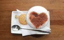 精选爱心咖啡高清图片壁纸