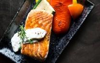 高清鱼肉美食图片壁纸