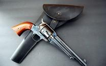 手枪高清武器壁纸桌面
