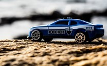 精美可爱小汽车模型图片桌面壁纸