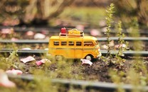 精美可爱小汽车模型图片桌面壁纸2