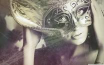 另类非主流美女壁纸图片