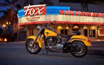 哈雷戴维森摩托车壁纸