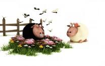 羊年主题高清壁纸