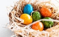 可爱复活节彩蛋高清图片壁纸