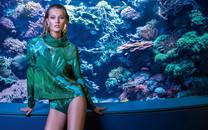 超模托妮・伽姆(Toni Garrn)高清桌面壁纸
