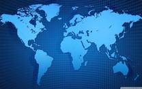 世界地图高清壁纸桌面