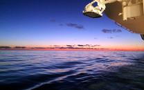 地中海沿岸邮轮风光壁纸