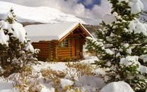 Webshots雪景精美桌面壁纸