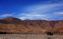 沙漠风景桌面壁纸