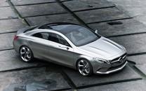 梅赛德斯・奔驰全新概念车宽屏壁纸