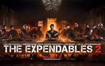 《敢死队2》The Expendables2 高清桌面壁纸