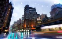 纽约百老汇大街桌面高清壁纸