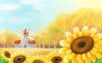 秋天的童话壁纸-秋天的童话图片大全
