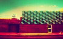 城市一角建筑图片壁纸大全