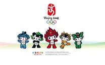 北京奥运会官方福娃壁纸