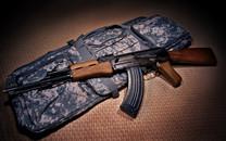 AK47突击步枪电脑桌面壁纸